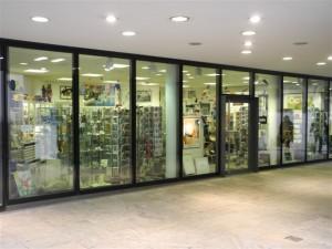 Außenansicht Ladenlokal